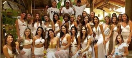 Neymar a récemment quitté Nike pour Puma. (crédit : capture YouTube)