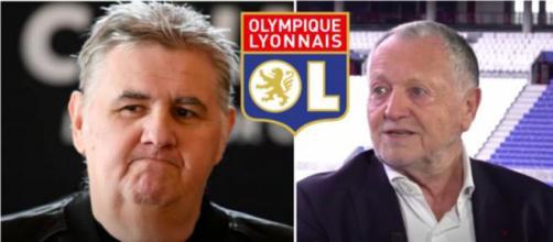 Pierre Ménès se paye Jean-Michel Aulas et le recrutement de Rudi Garcia - Photo captures d'écran vidéo YouTube