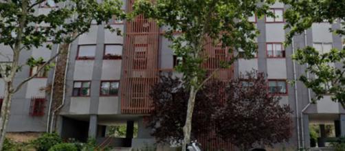 Piso de Madrid en el que fue encontrada la anciana (Google Street View)