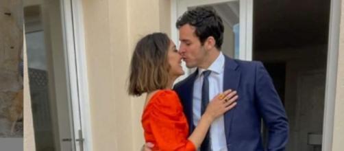Tamara Falcó podría atravesar una crisis de pareja (Instagram @tamara_falco)