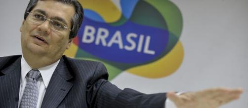 Flávio Dino (PCdoB) se defende do 'preconceito' atual contra o fantasma do comunismo. (Arquivo Blasting News)
