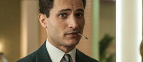 Il Paradiso delle signore, Alessandro Tersigni interpreta il dottor Vittorio Conti.