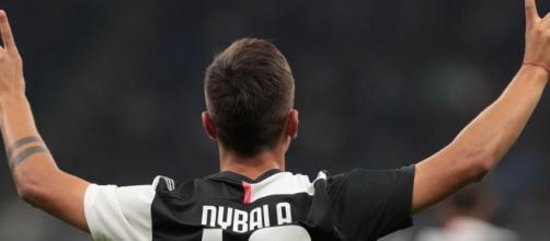 Paulo Dybala, giocatore della Juventus.