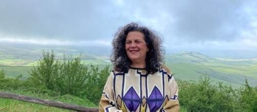 Gloria Lucchesi, presidente della cooperativa Filo&Fibra