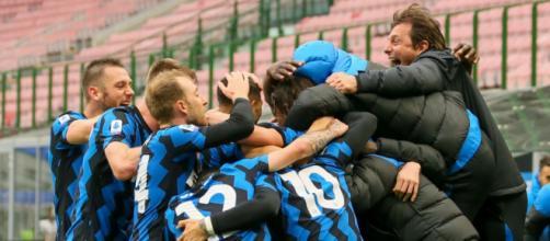 In cinque verso l'addio all'Inter.