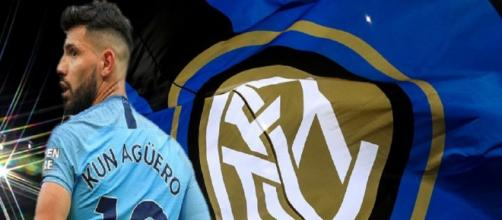 L'Inter pensa a Sergio Aguero.