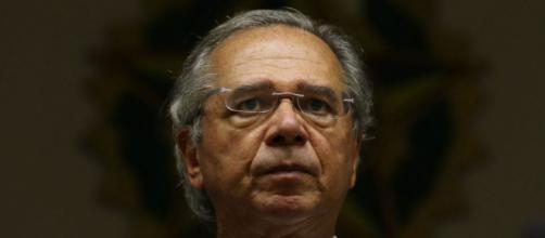 Paulo Guedes mostra otimismo com o cenário econômico (Fábio Rodrigues Pozzebom/Agência Brasil)