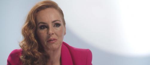 Rocío Carrasco en 'Rocío, contar la verdad para seguir viva'. (Captura @Telecinco)