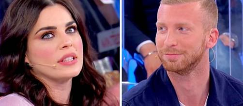 U&D, Samantha Curcio e Alessio sono una nuova coppia: fidanzamento davanti a Bohdan.