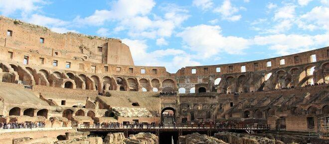 Italy: In the Coliseum will be restored the floor of the arena where the gladiators fought