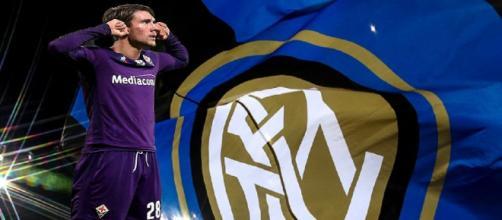 L'Inter pensa a Vlahovic per l'attacco.