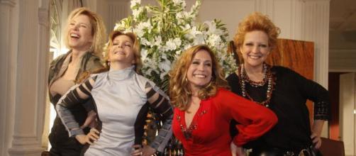 'Cinquentinha' contou com elenco de peso (Reprodução/TV Globo)
