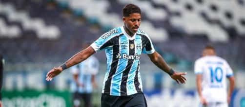 Grêmio não conseguiu sair de 'armadilha' de Guto Ferreira (Lucas Uebel/Grêmio)