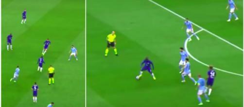 La vidéo de N'Golo Kante qui prouve que le joueur n'est pas humain - Photo captures d'écran vidéo YouTube