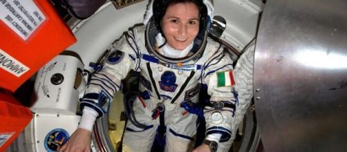 Samantha Cristoforetti sulla Stazione Spaziale Internazionale nel 2022 - aerospacecue.it