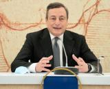 Il Presidente del Consiglio Mario Draghi apre la riunione ministeriale del G20 sul Turismo. (Licenza CC-BY-NC-SA/governo.it)