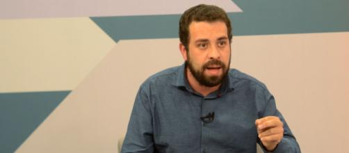 Boulos (PSOL) defende frente ampla para derrotar Bolsonaro em 2022 (Marcello Casal Jr./Agência Brasil)