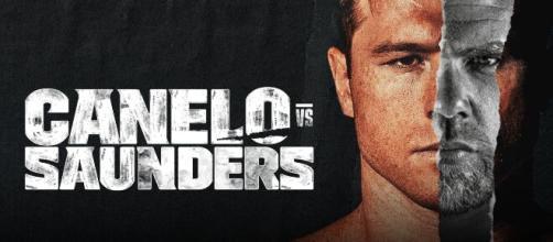 Canelo vs Saunders, domenica 9 maggio in diretta su Dazn.