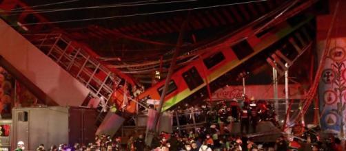 Città del Messico: crolla un ponte della metropolitana sovra elevata; 23 decessi e 70 feriti il bilancio