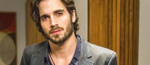 Fiuk, do 'BBB21', interpretando Ruy em 'A Força do Querer' (Reprodução/Rede Globo)