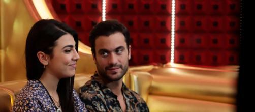 Giulia Salemi e Pierpaolo Pretelli.