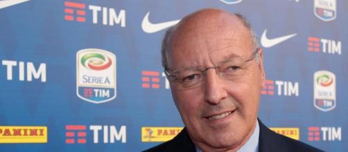 Giuseppe Marotta, dirigente dell'Inter.
