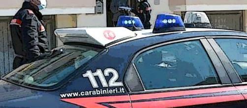 Il presunto assassino è stato arrestato dai carabinieri.