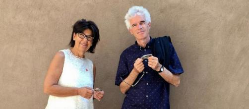 Laura Perselli e Peter Neumair