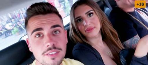 Marina y Jesús están compartiendo muchos momentos juntos en su viaje a México (Imagen: mtmad.es)