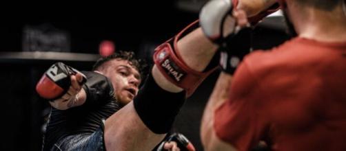 Mixed martial arts training (Image source: Daniil Zanevskiy/Unsplass)