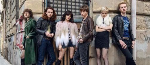 Noi i ragazzi dello zoo di Berlino, il cast della serie tv tratta ... - sky.it