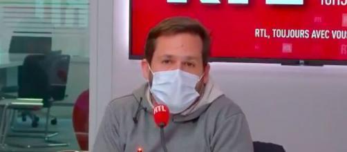 Tarrago se paye Pochettino - Photo capture d'écran vidéo RTL
