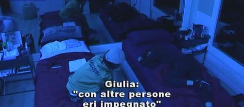 Ad Amici 20 è crisi tra Sangiovanni e Giulia Stabile.