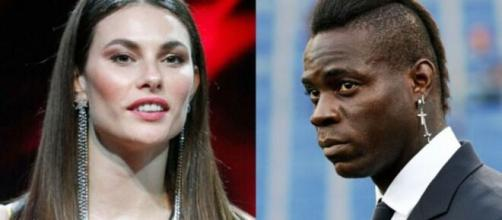 Dayane, notte d'amore in hotel con Balotelli.