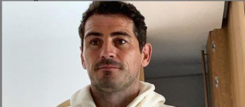 Iker Casillas se lleva un susto por un dolor en el pecho (Instagram @ikercasillas)