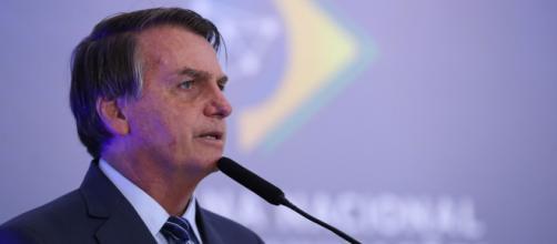 Presidente Jair Bolsonaro voltou a defender tratamento sem eficácia comprovada pela ciência contra a Covid-19 (Marcos Corrêa/PR)