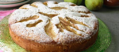 Ricetta torta di pere, un dolce genuino e perfetto per la colazione.