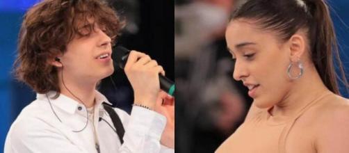 Amici, spoiler semifinale: Sangiovanni, Aka7even e Giulia nel quartetto dei finalisti.