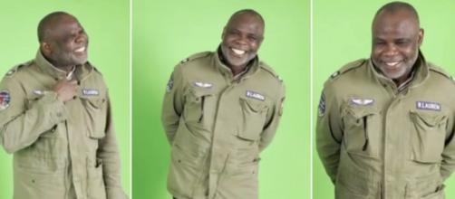 Basile Boli donne ses astuces pour remporter une LDC - Source : Capture vidéo