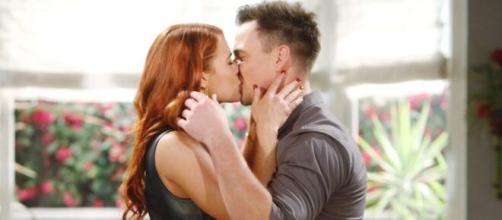 Beautiful, spoiler al 14 maggio: Wyatt finge di voler tornare insieme a Sally.
