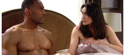 Beautiful, trame Usa: Quinn tradisce Eric trascorrendo una notte di passione con Carter.