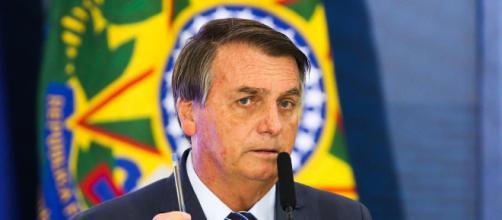Bolsonaro lança dúvida sobre China e origem do coronavírus (Fabio Rodrigues Pozzebom/Agência Brasil)