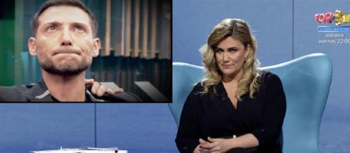 Carlota Corredera, este miércoles en Telecinco (Capturas de Mediaset)