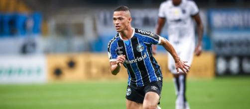 Darlan deve ser testado na vaga de Matheus Henrique (Lucas Uebel/Grêmio)