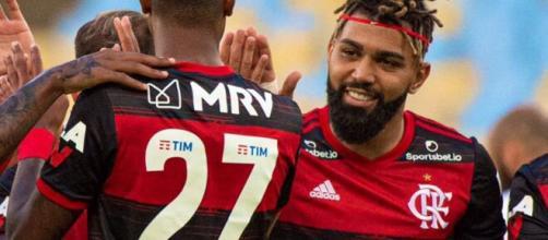 Flamengo gasta mais que os adversários em ano de pandemia. (Arquivo Blasting News)