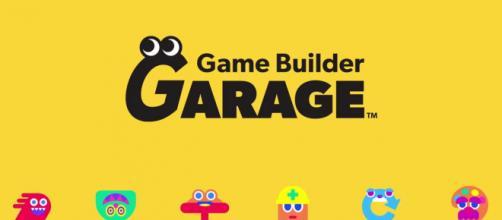 Game Builder Garage (Image source: Nintendo/YouTube)