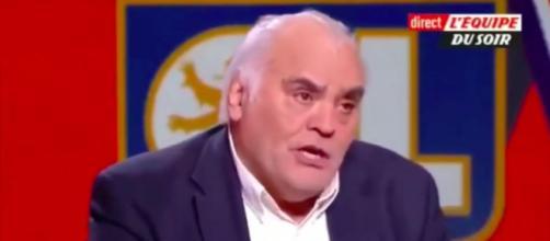 Gilles Favard déginzue la formation française - Photo capture d'écran vidéo YouTube
