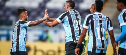 Grêmio atualiza o mercado da bola e garante chegada de reforços (Lucas Uebel/Grêmio)