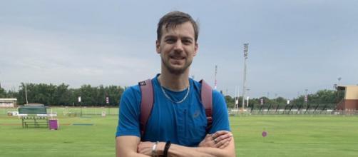 Le sprinteur Christophe Lemaitre veut revivre la joie de Rio aux J.O. de Tokyo (Source : Twitter officiel de Christophe Lemaitre)
