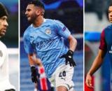 Le joueur de City a chambré les joueurs du PSG - Photo capture d'écran Instagram